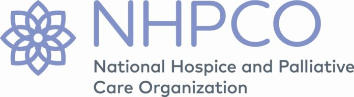 national hospice and palliative care organization logo